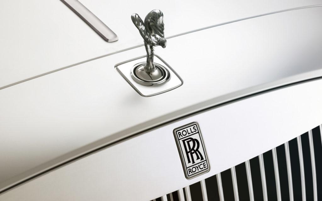 Spirit of Ecstasy schmückt jeden Rolls-Royce (Foto: Rolls-Royce)
