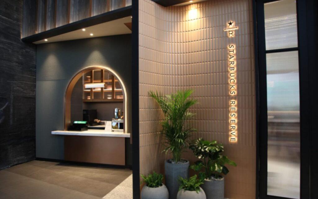 Starbucks Digital Art Wall in Seoul (Foto: Starbucks)