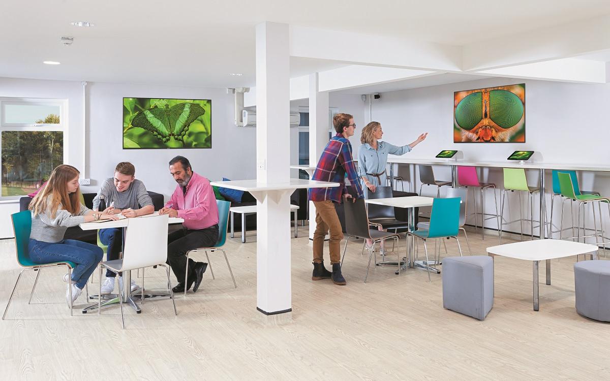 Philips mit neuer Education-Lösung von i3 Technologies (Foto: PPDS)