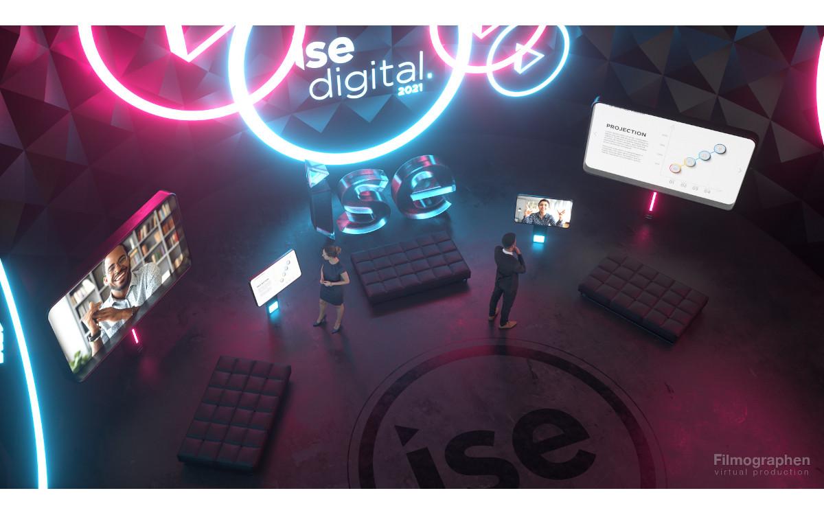 ISE Digital Studio (Foto: ISE)
