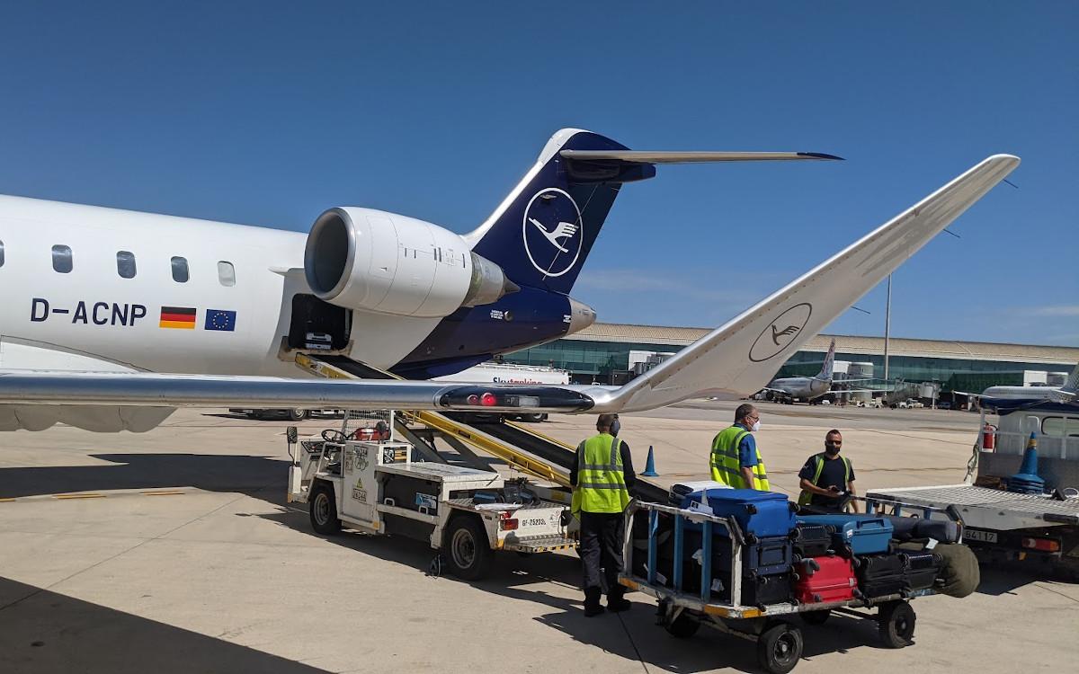 Ankunft in Barcelona (Foto: invidis)