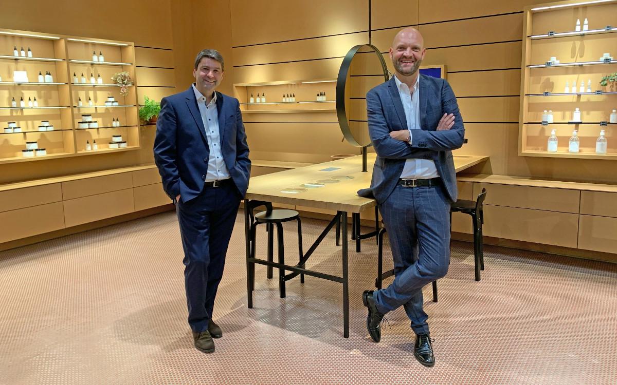 Neue Visplay-Geschäftsführung - Christian Vetterer und David Hudkowski (Foto: Visplay)