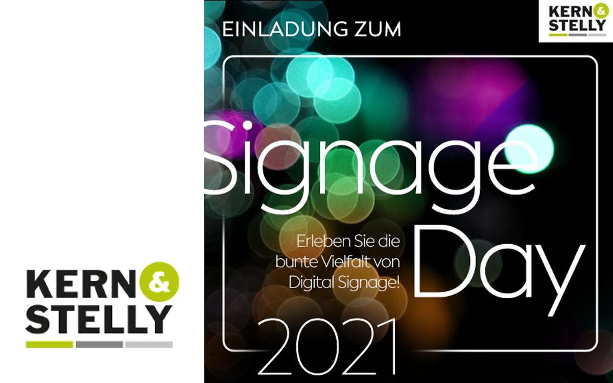 Kern & Stelly Signage Day (Foto: Kern & Stelly)