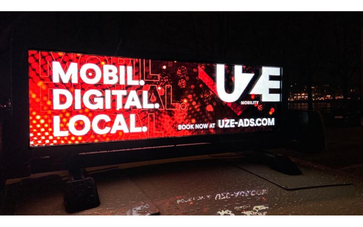 UZE Mobility übernimmt Tax-AD (Foto: UZE)