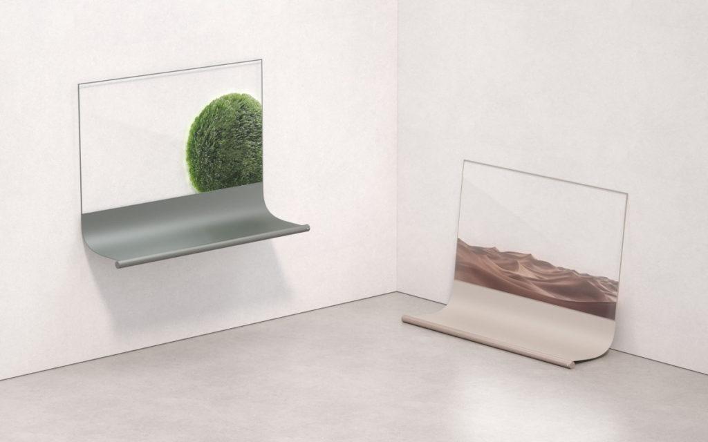 OLED Go - Scroll von Richard Bone und Jisu Yun (Foto: Dezeen)