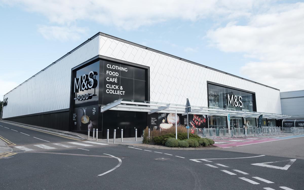 Marks & Spencers Filiale in Nottingham (Foto: M&S)