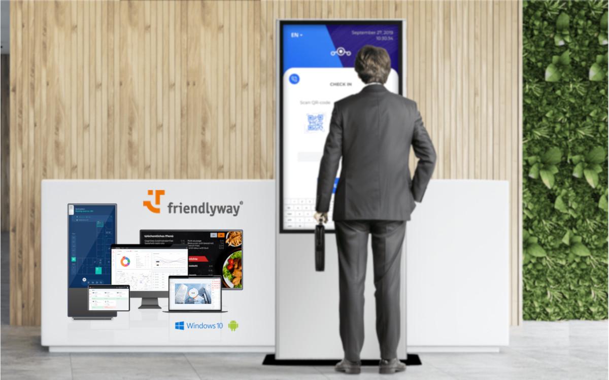 Friendlyway ist zurück mit neuer Software (Foto: Friendlyway)