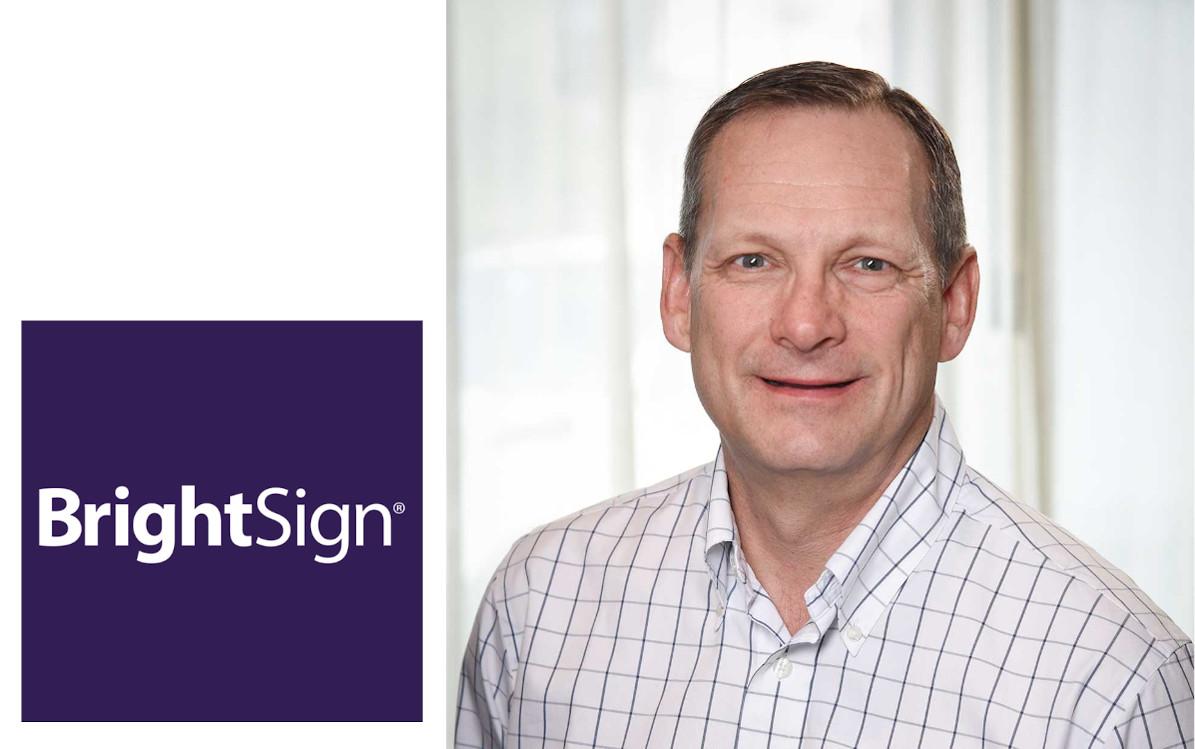 Jeff Hastings / CEO von Brightsign im Invidis Interviews (Foto: Brightsign)