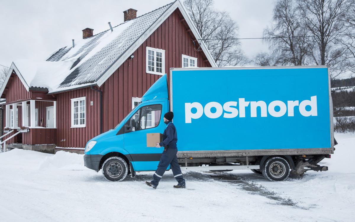 Skandinaviens größter Postkonzern PostNord (Foto: Postnord)
