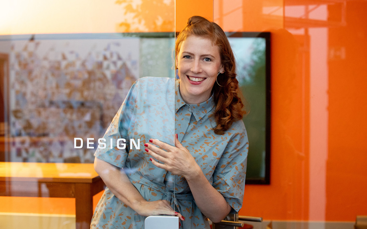 Marion Schneider, Creative Director der Habegger AG (Foto: Habegger)