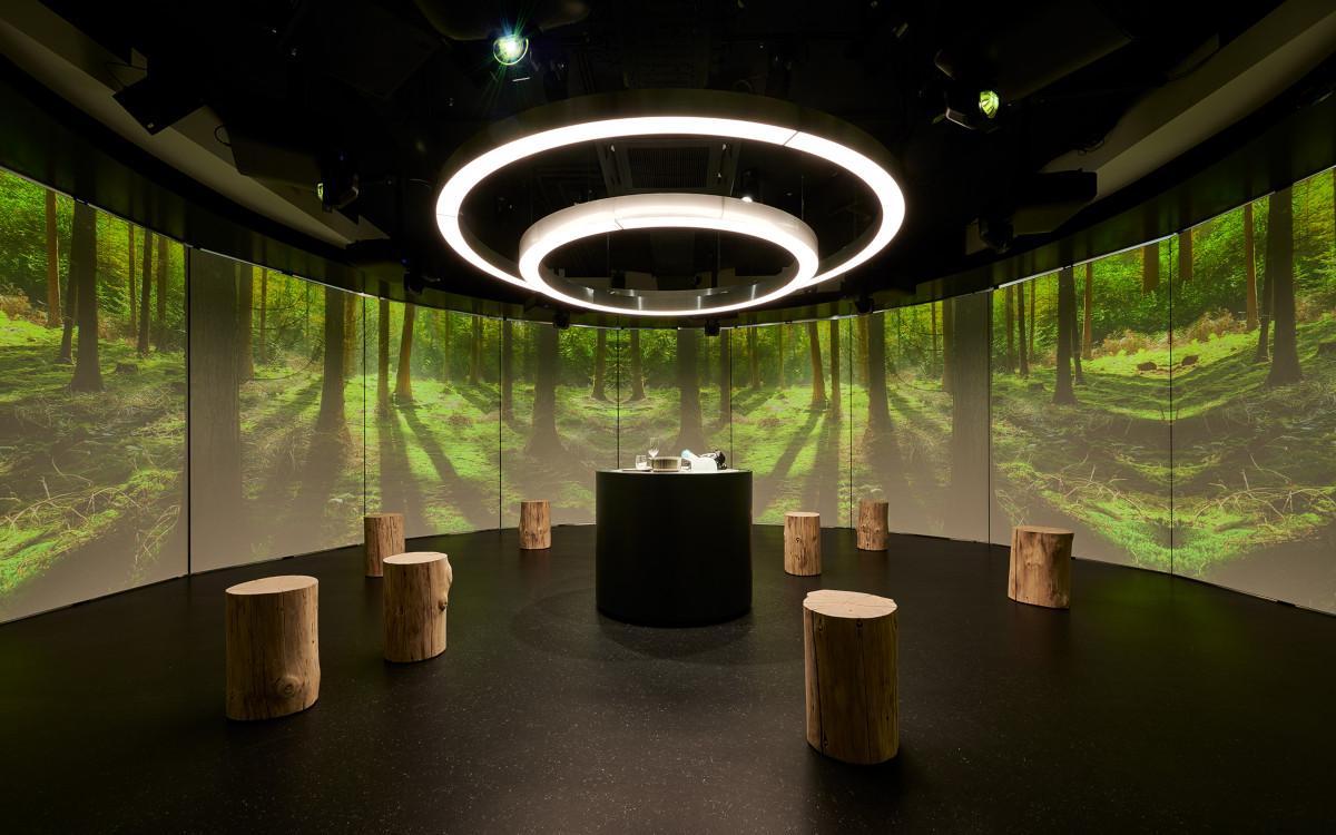Brand Center von Meiko (Foto: Habegger)