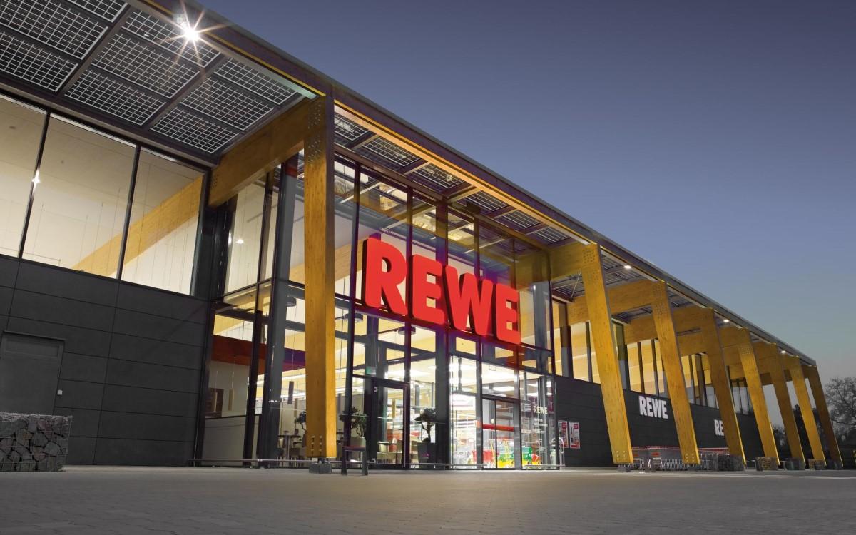 Echion rollt das neue Instore Radio bei REWE in ganz Deutschland aus (Foto: REWE)