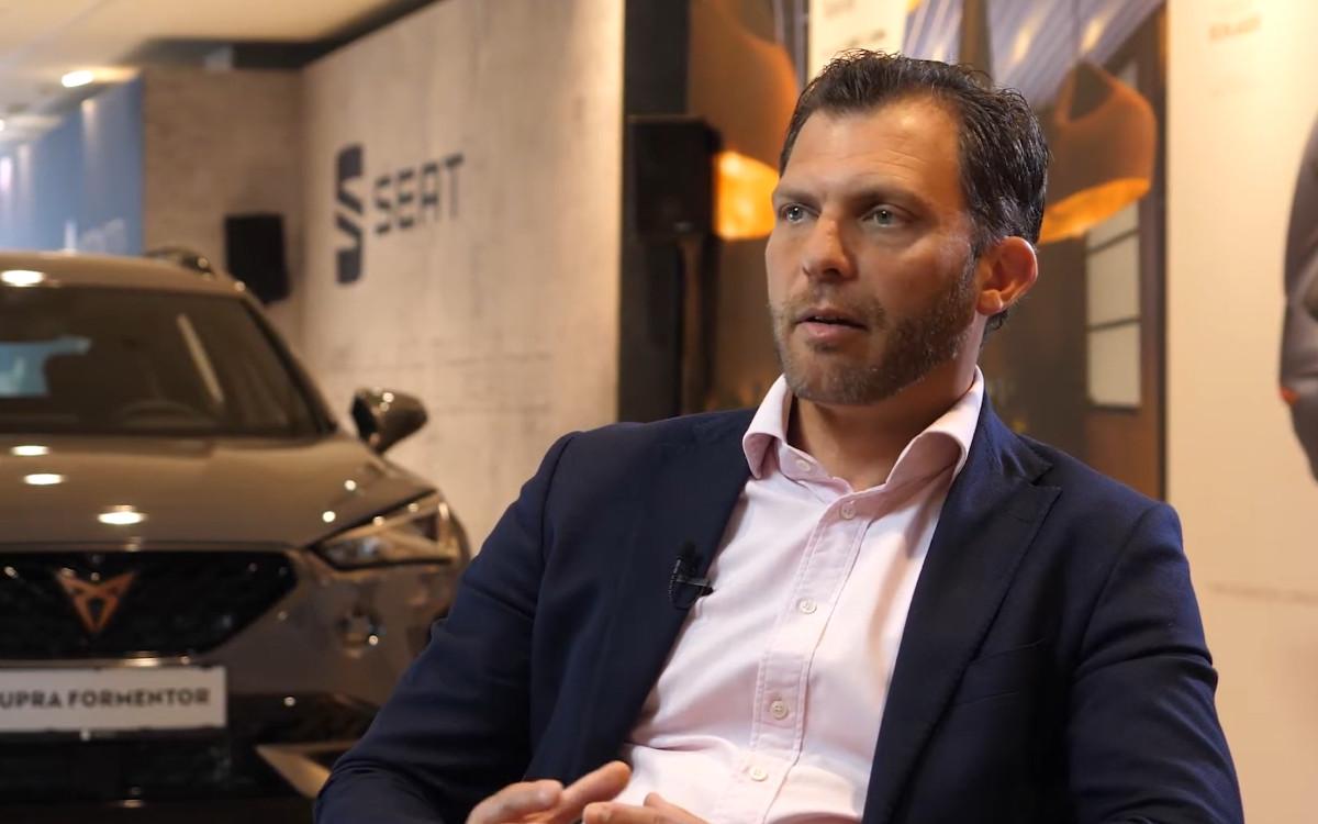 Porsche Media & Creative (PMC) Geschäftsführer Andreas Martin im Gespräch mit Epamedia über die Rolle von OoH für Automobilwerbung (Foto: Epamedia)