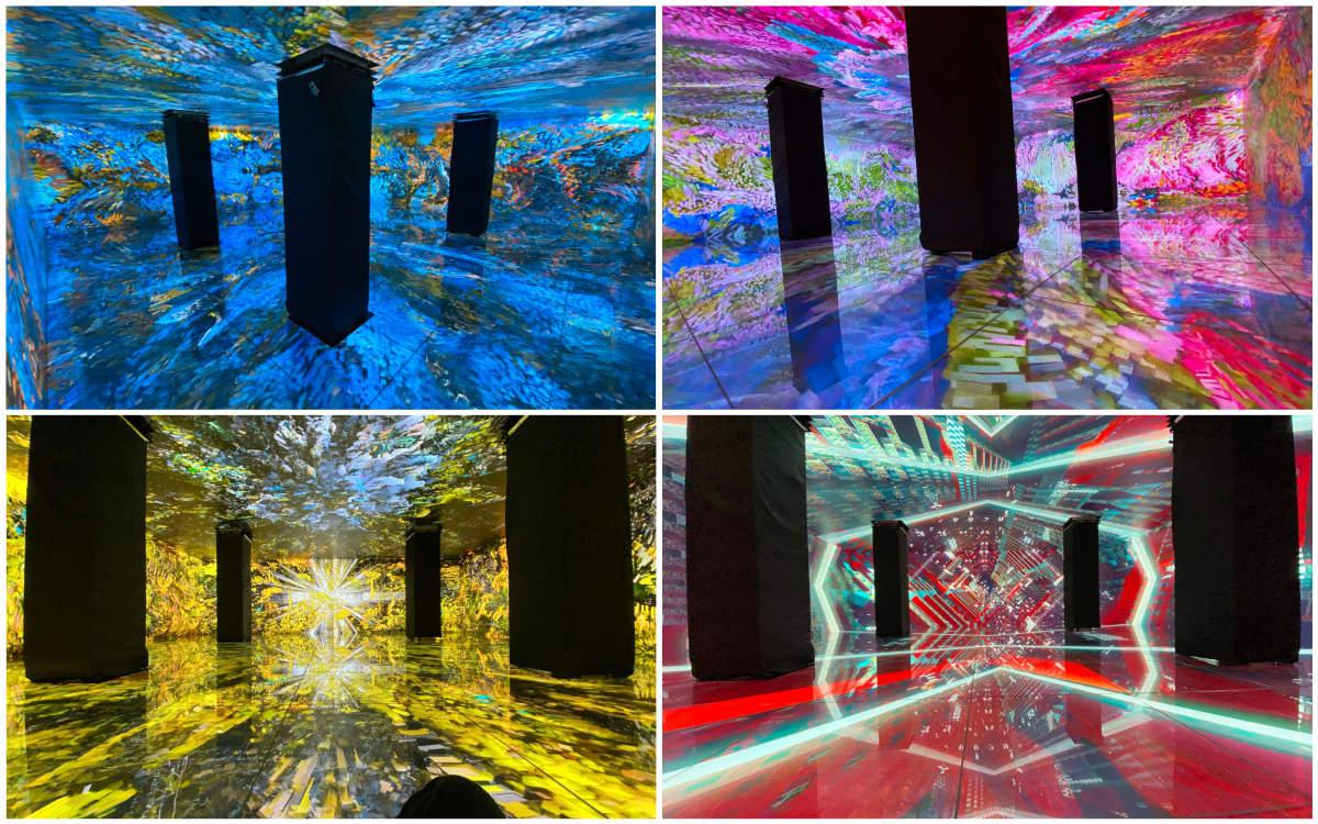 10D Experience im Casa Batlló (Foto: NovaStar)