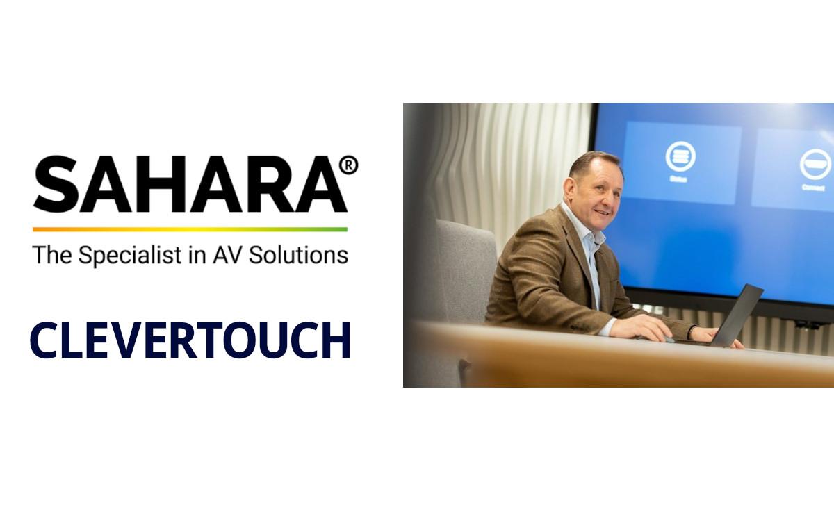John Ginty wird neuer Sales Director EMEA von Sahara AV (Foto: Sahara AV)