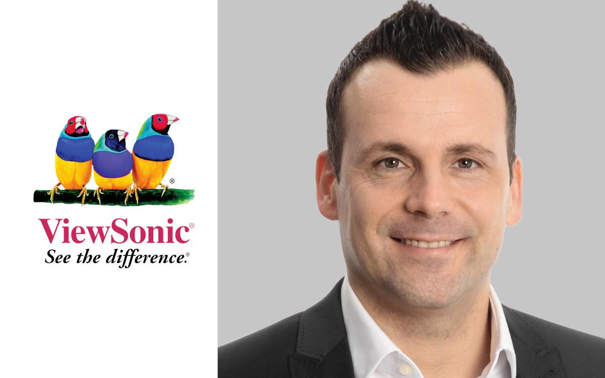 Timo Winkler startet im B2C Sales-Team für Projektoren bei ViewSonic DACH (Foto: ViewSonic)