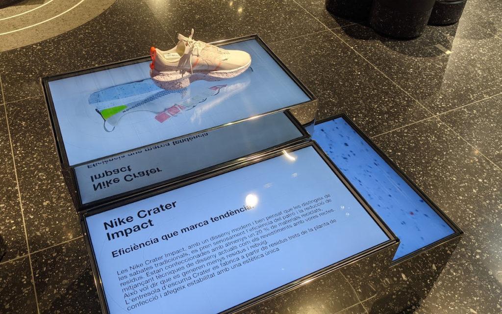 Nike Store Barcelona (Foto: invidis)