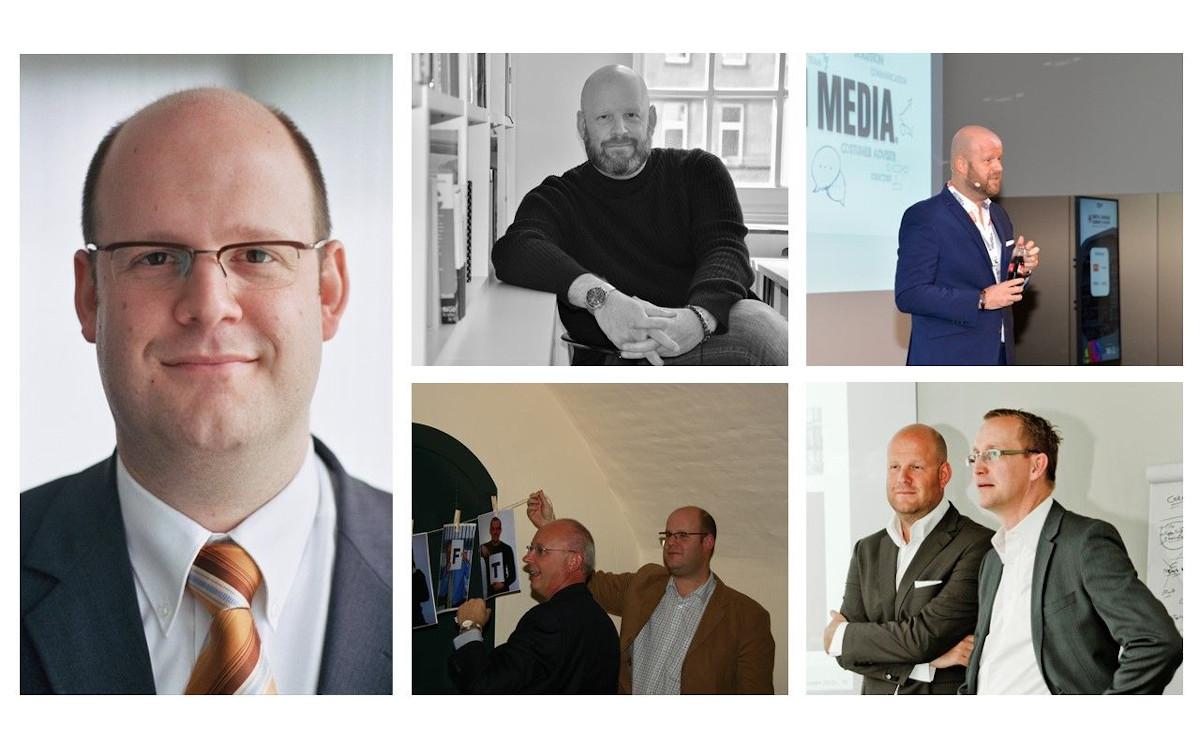 25 Jahre Markus Deserno bei Seen Media (Fotos: privat)