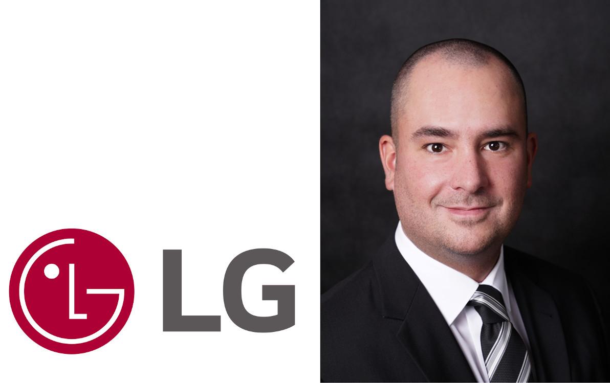 Neu bei LG- Patrick Konrad (Foto: LG)