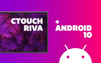 Android 10 Upgrade bald für CTouch verhältlich (Foto: CTouch)