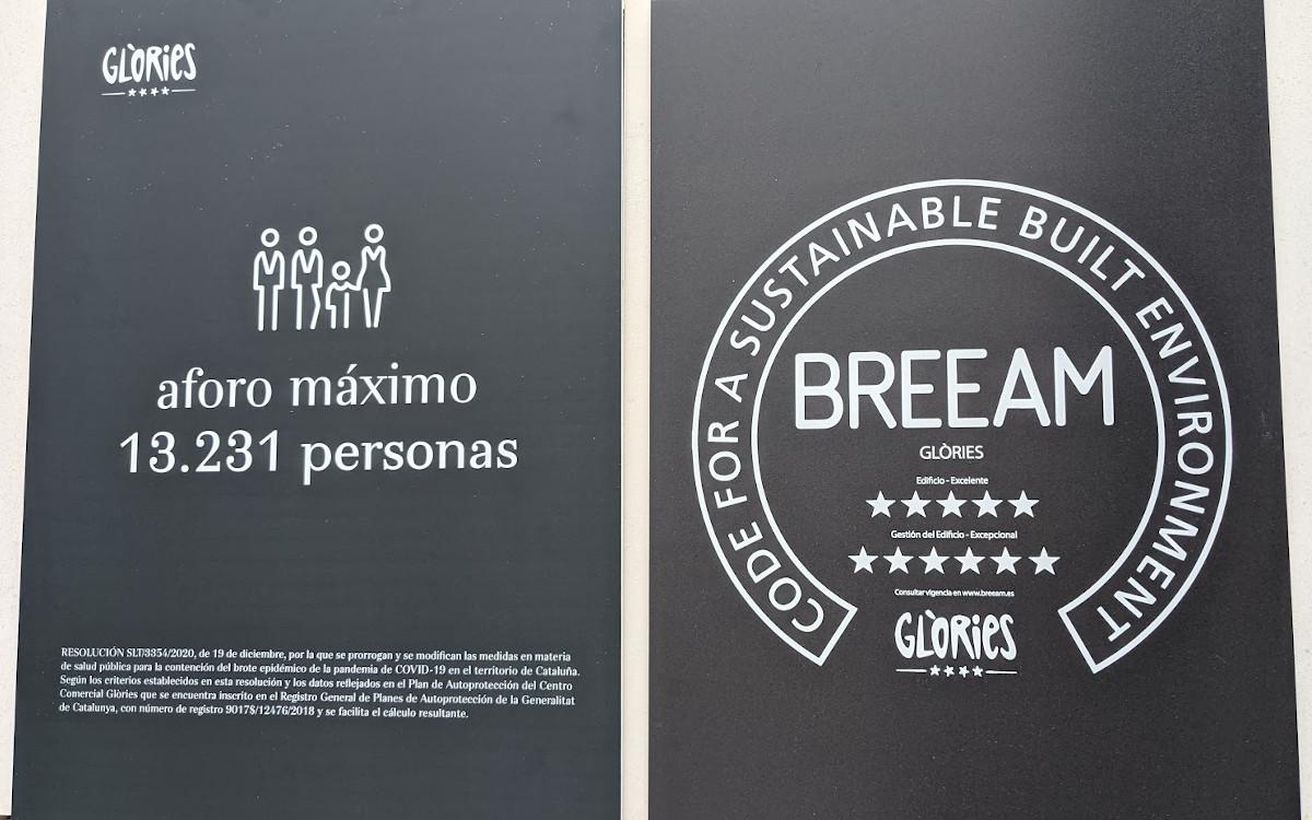Shopping Cemter in Barcelona (Foto: invidis)