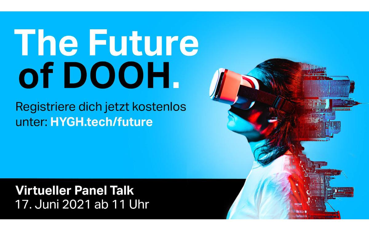 Hygh lädt zum Future of DooH Talk (Foto: Hygh)