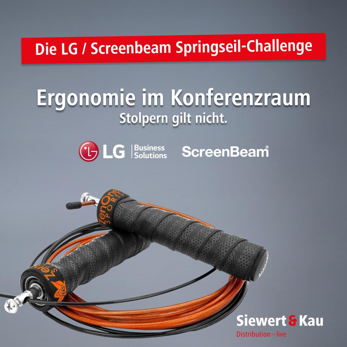 Spingseil Challenge von Siewert & Kau (Foto: Unternehmen)