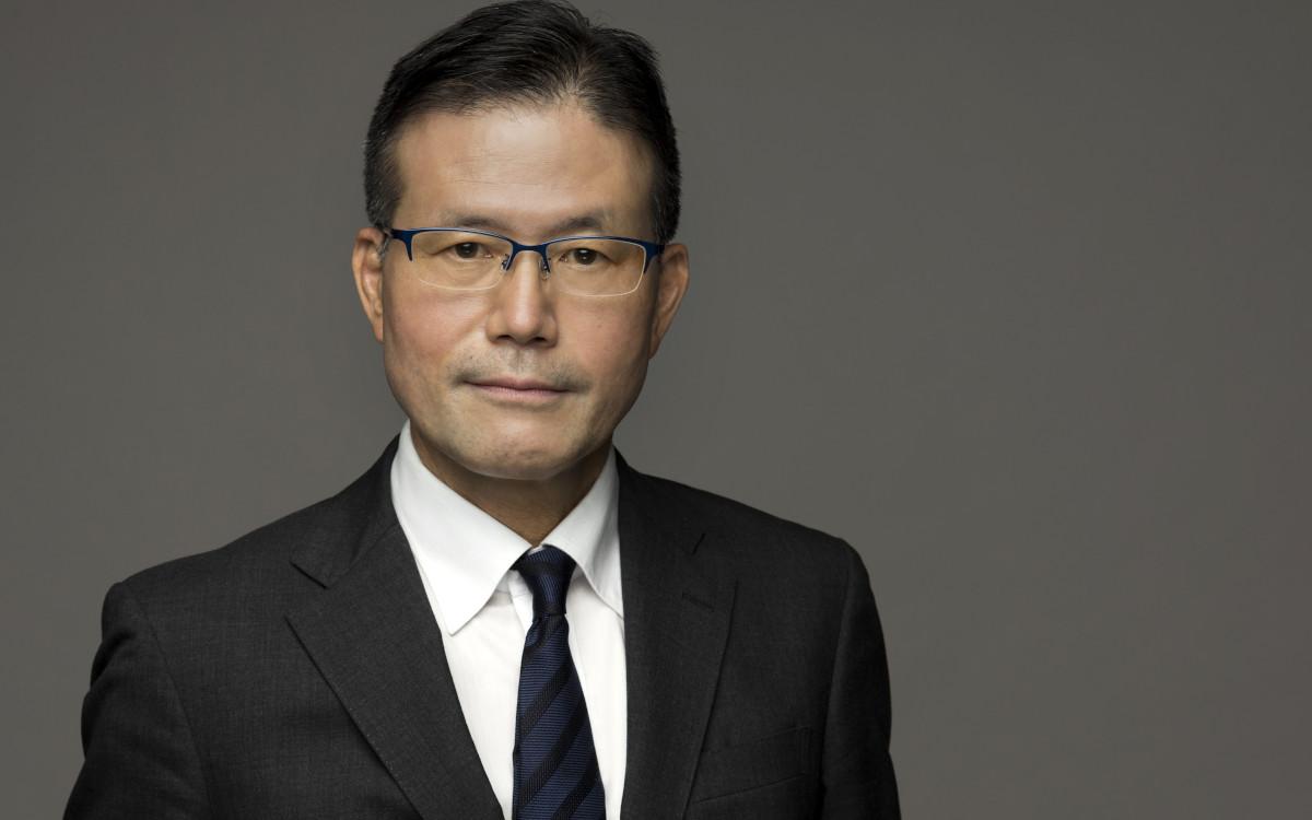 Yoshiro Nagafusa - neuer Europachef von Epson (Foto: Epson)