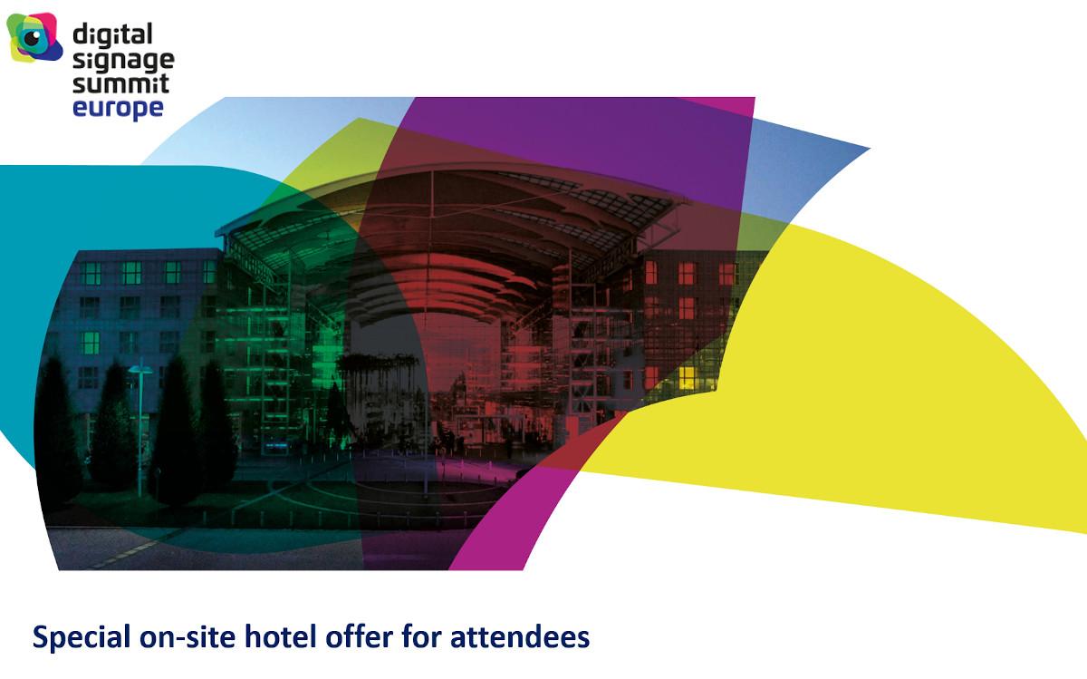 DSS Europe 2021 - Jetzt Hotelzimmer sichern (Foto: invidis)
