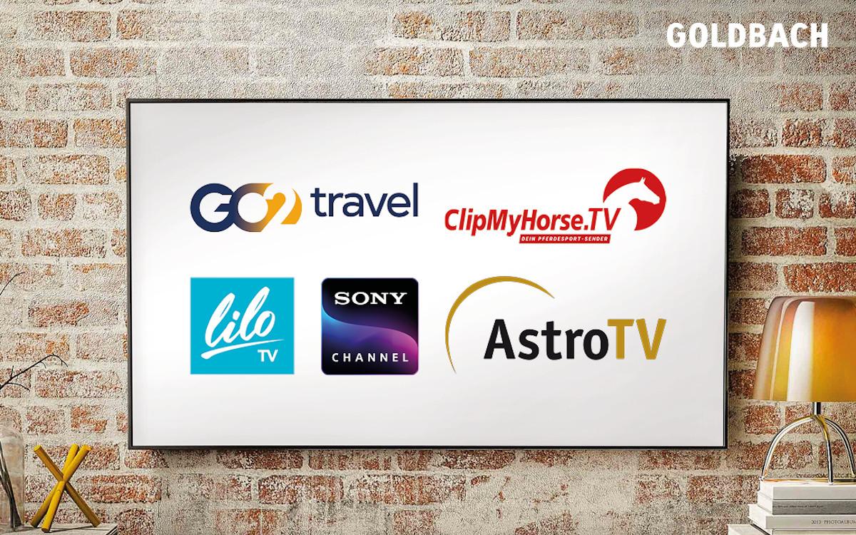 Goldbach Germany vermarktet weitere lineare TV-Sender (Foto: Goldbach)