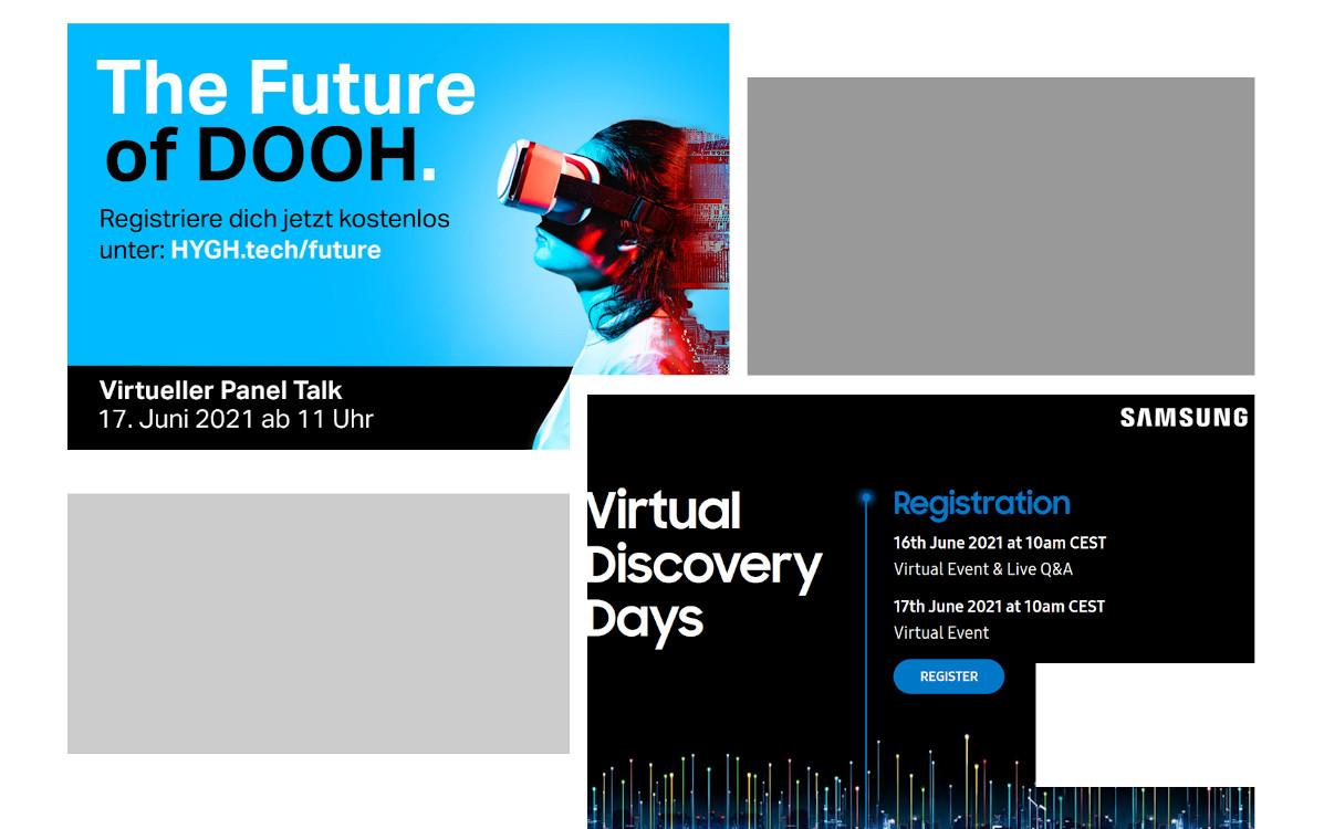 DooH und Digital Signage Online Events (Foto: invidis)
