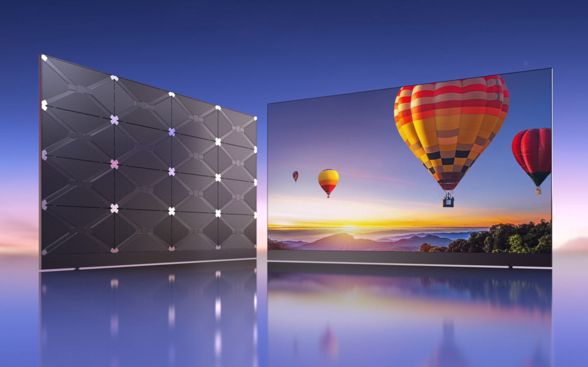 Neue LED von Sharp NEC - FE-E und E-Serie (Foto: Sharp NEC)