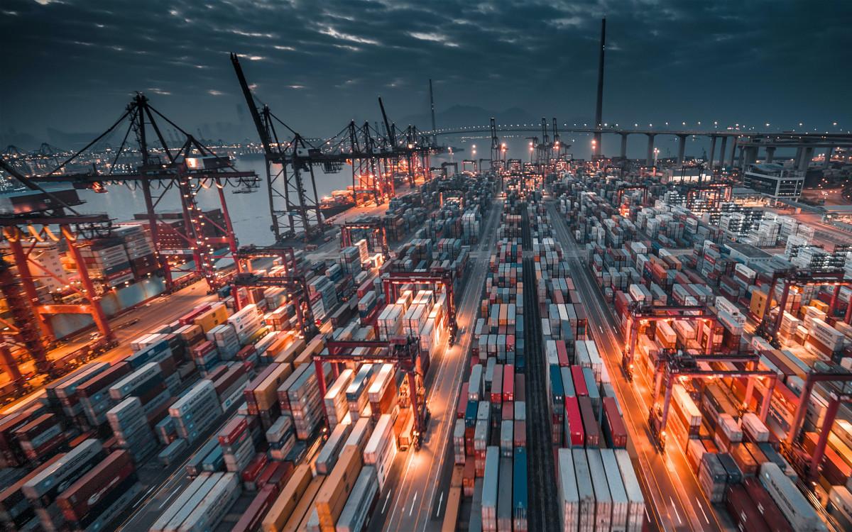 Containerhafen Shenzhen (Timelab / Unsplash)