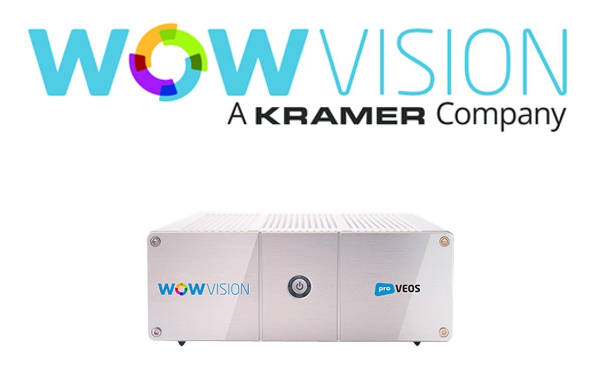 Kramer übernimt WoW Vision (Foto: Wow Vision)
