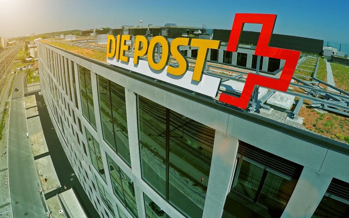 Zentrale der Swiss Post in Bern (Foto: Swiss Post)