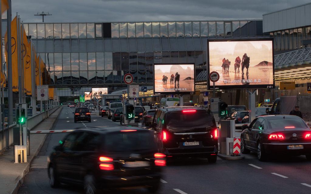 Media Frankfurt Digital LED Motion Drive (Foto: Christian Christes / Media Frankfurt)