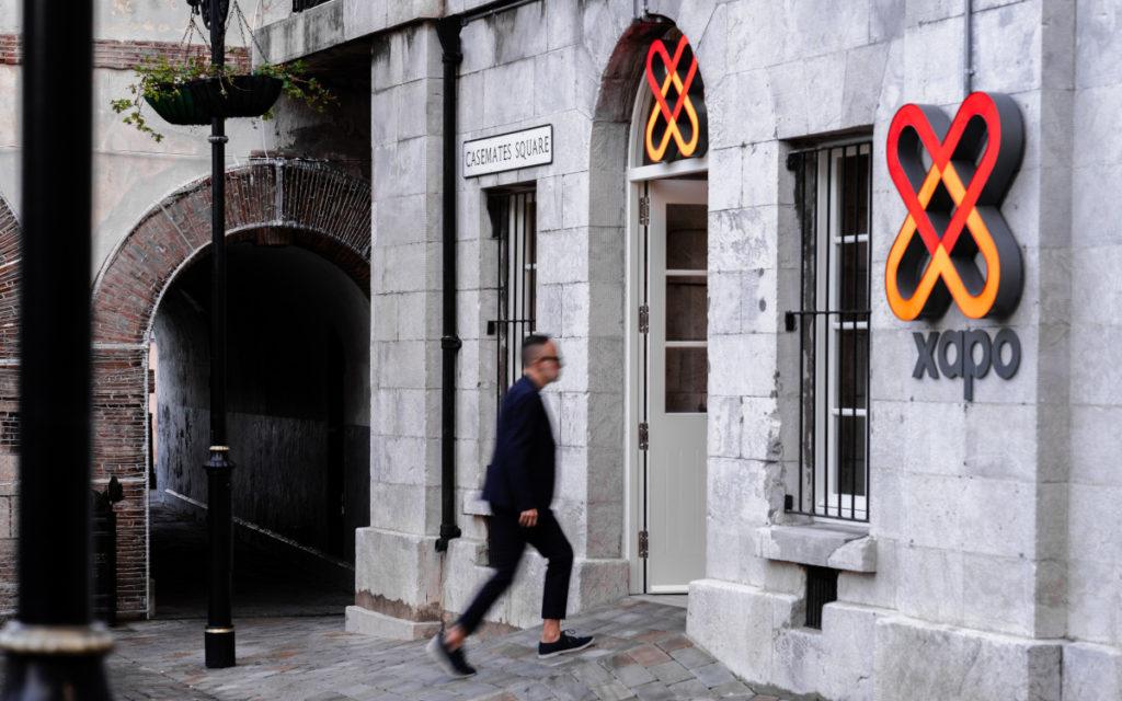 Xapo Bank Gibraltar (Foto: Lagranja Design)