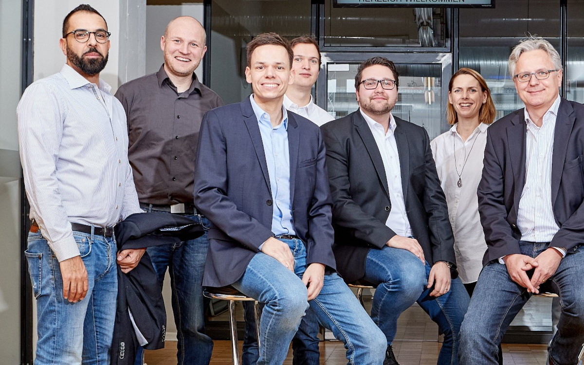 PMS Vertriebs- & Marketingteam (Foto: PMS)