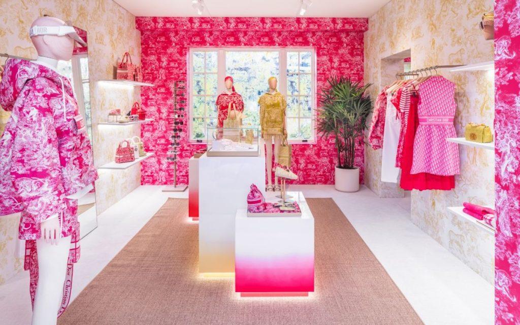 Dior Boutique in Santa Barbara (Foto: Dior)
