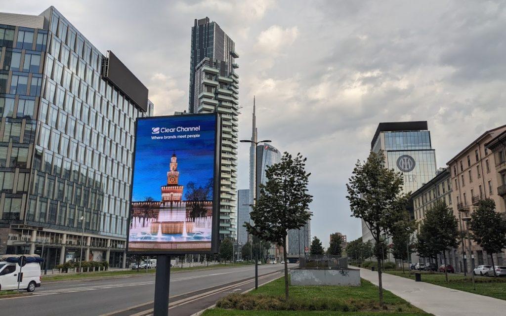 Porta Nuova in Mailand (Foto: invidis)