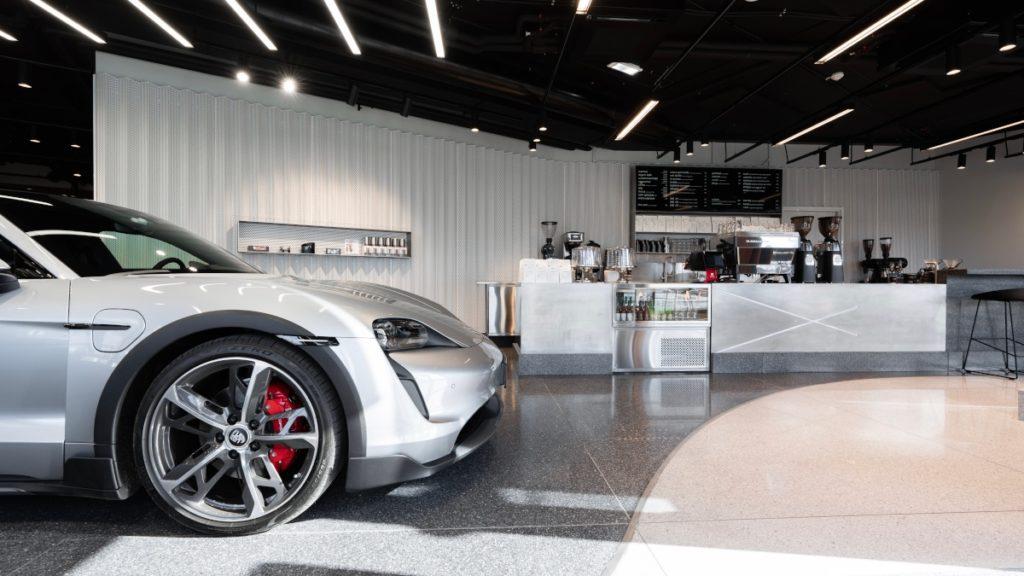 Porsche Now in Oslo (Foto: Porsche)