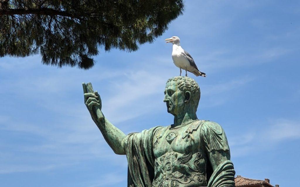 Selfie in Rom (Foto: invidis)