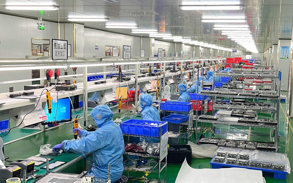 Pyramid übernimmt Faytech mit Produktionsanlagen in China (Foto: Faytech)