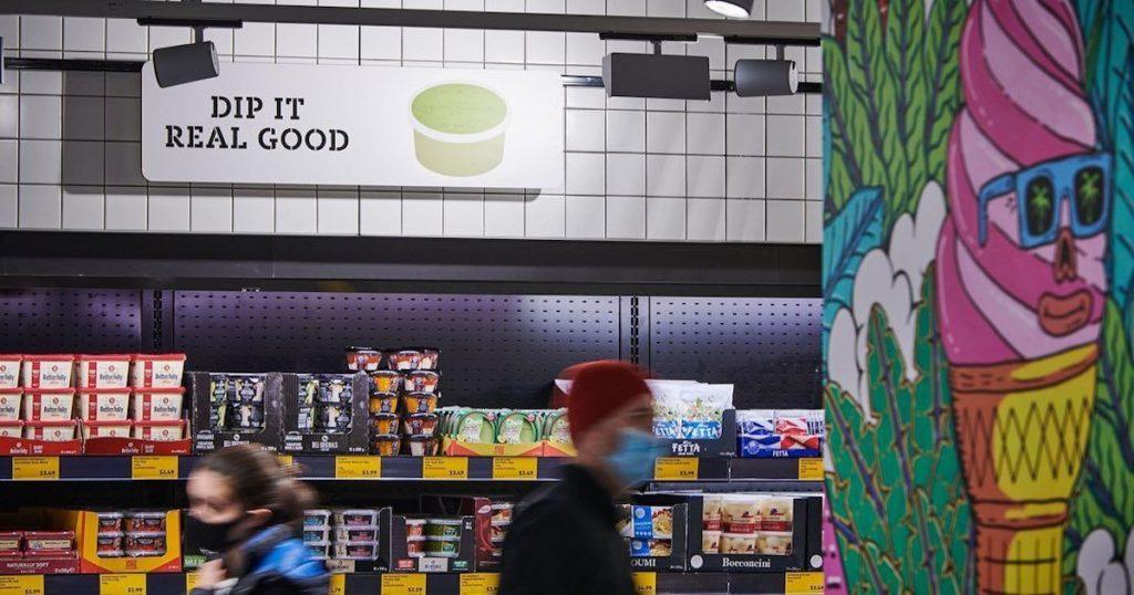 Aldi Corner Store Konzept in Sydney (Foto: Aldi)