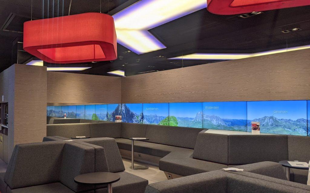 ÖBB-Lounge in Wien HBF (Foto: invidis)