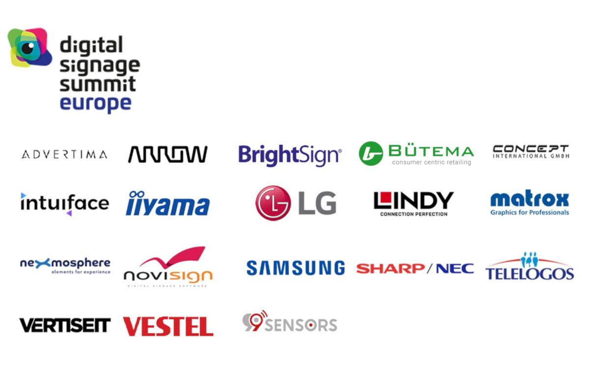DSS Europe 2021 - Partner (Foto: invidis)
