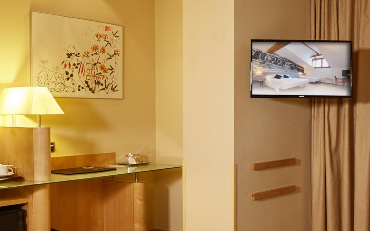 Mehr als 1.000 TVs von PPDS installiert die Hotelkette Abba in ihren Zimmern. (Foto: PPDS)