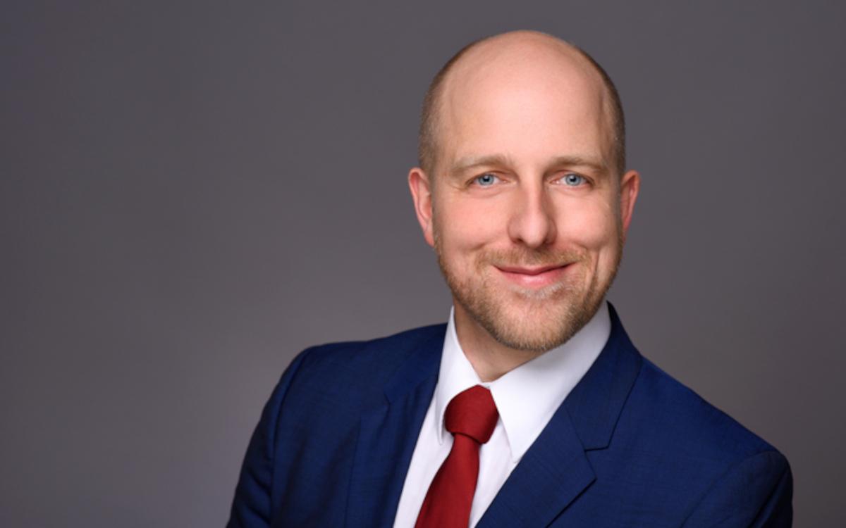 Balthasar Mayer ist neuer Chefredakteur bei invidis. (Foto: privat)
