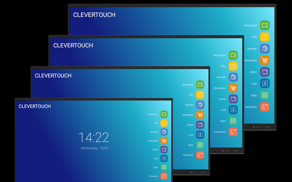 Clevertouch Screens