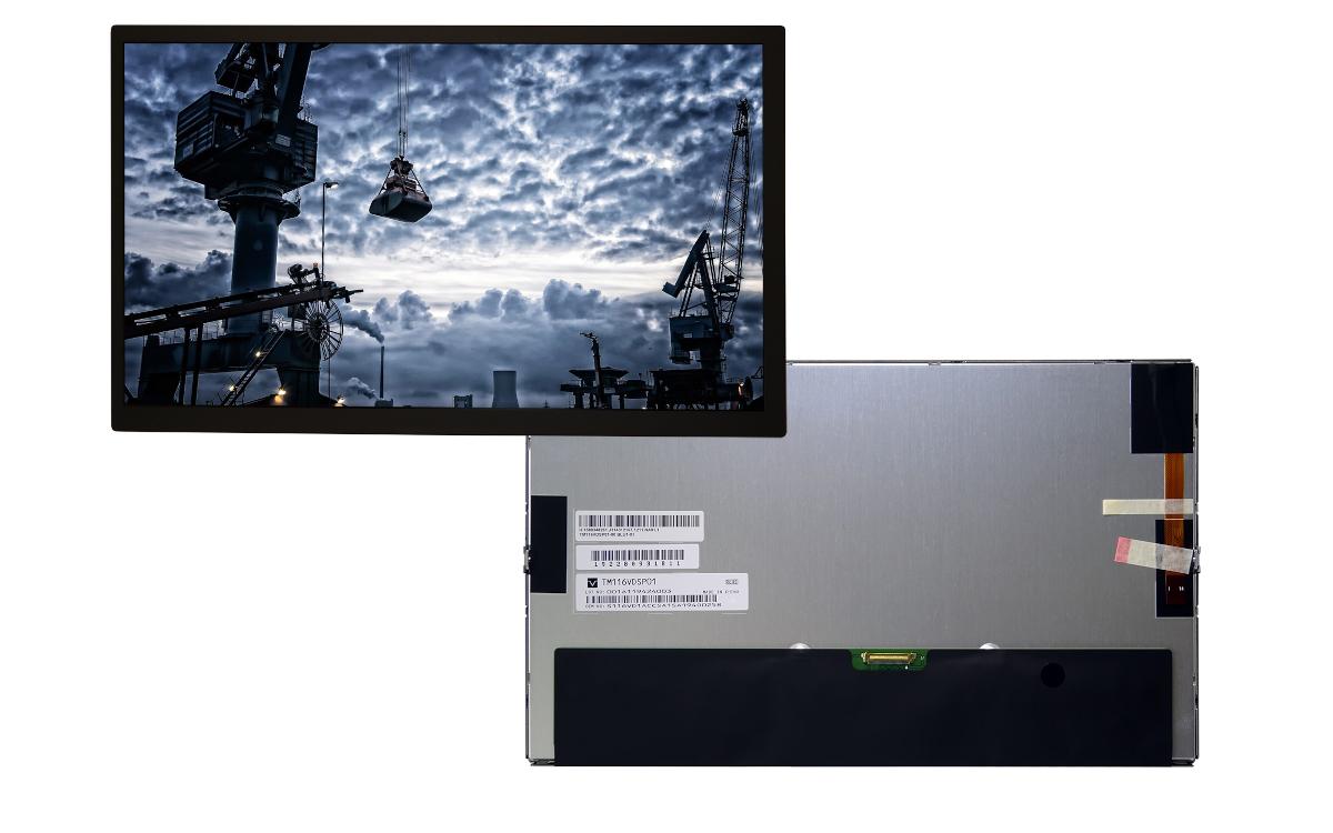 Das TM116VDSP01-00 eignet sich für Anwendungen in Digital Signage und Industrie. (Foto: Tianma)